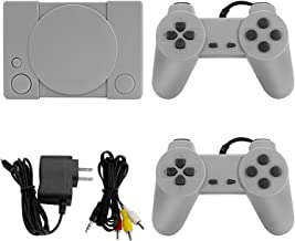 Welltop Playstation Classic 8-bit PS1 Retro Video Game Console, Mini Video Games Consoles, Built-in 851 Games with 2 Gamep...