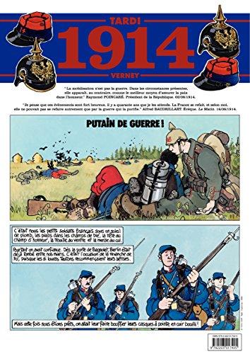 Journal de guerre – 1914