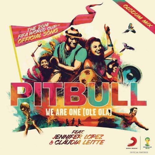 Pitbull feat. Jennifer Lopez & Cláudia Leitte
