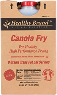 TableTop King 35 lb. High Performance Canola Fry Oil
