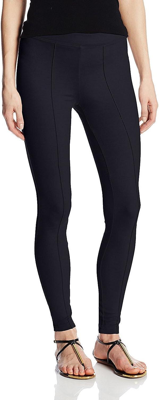 HUE Women's Sleek Ponte Skimmer Leggings