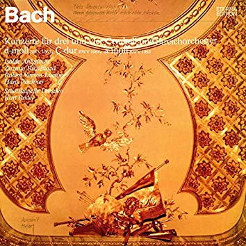 Bach: Konzerte für drei und vier Cembali und Streichorchester