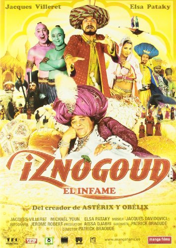 Iznogoud (El infame) [DVD]
