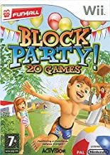 Block Party 20 Games - Nintendo Wii [video game]