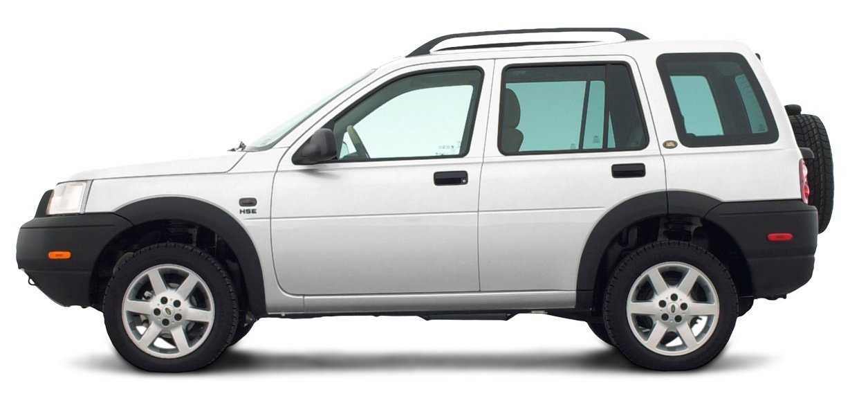 ... 2002 Land Rover Freelander S, 4-Door Wagon