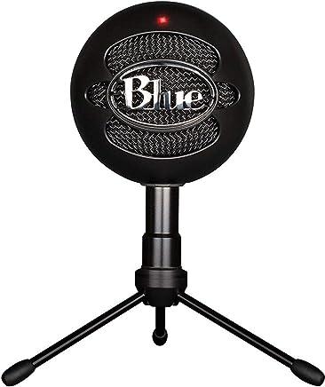 Blue Microphones Snowball iCE Microfono Condensatore, Cardioide - Nero - Trova i prezzi più bassi