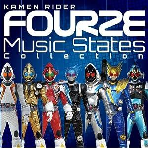 """仮面ライダーフォーゼ Music States Collection"""""""