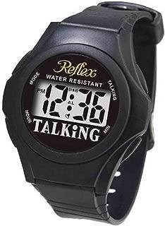 Water Resistant Digital Display Unisex Talking Watch Talk01