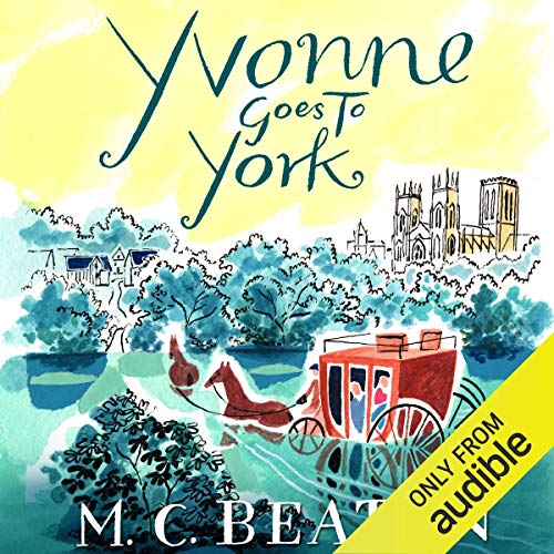 Yvonne Goes to York cover art