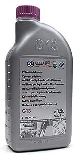 Volkswagen Original G13 Refrigerante Líquido Refrigerante VW Audi (Sucesor del G12 ++)