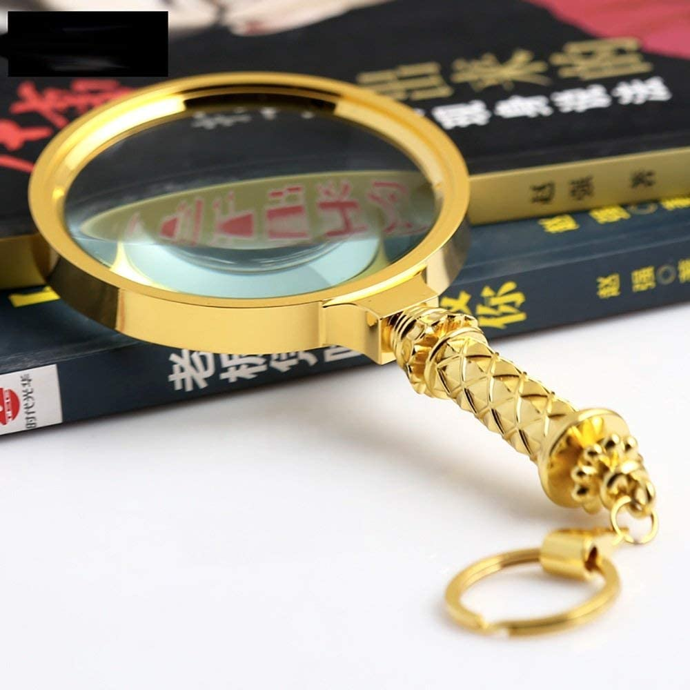 OFFicial shop LXX Magnifying Glass Multipurpose Ultra-Clear Magnifier Easy-to-use Portable