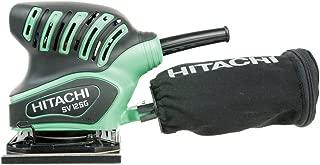 Hitachi SV12SG 1.7-Amp 1/4 Sheet Orbital Finishing Sander With Soft Elastomer Grip (Discontinued by the Manufacturer)
