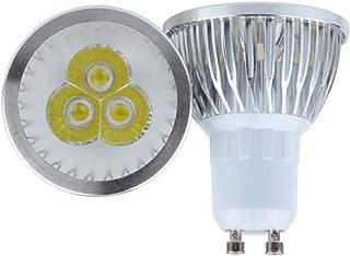 Kingnew - Bombillas de foco LED GU10 CREE COB (5 W), color blanco frío