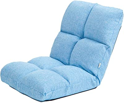 Amazon.com: WHLMDZI Sofá reclinable – Silla de piso ...