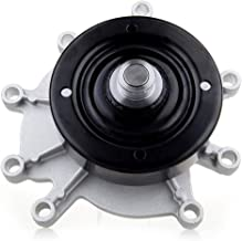SCITOO WP-9240 Water Pump fits for 2000-2013 Dodge Jeep Mitsubishi 3.7L 4.7L SOHC VIN N,P,K