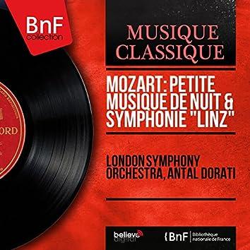 """Mozart: Petite musique de nuit & Symphonie """"Linz"""" (Stereo Version)"""