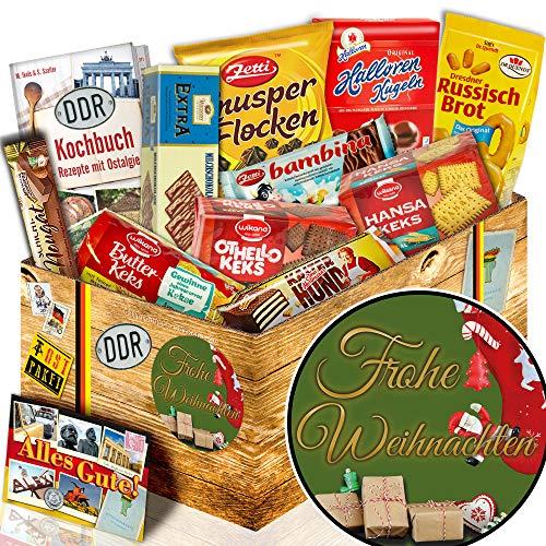 Süßes Gebäck / DDR Set / Weihnachten Geschenk / Frohe Weihnachten