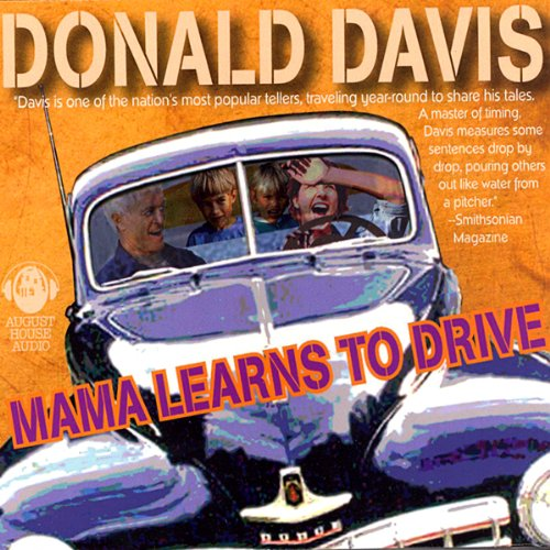 Mama Learns to Drive audiobook cover art