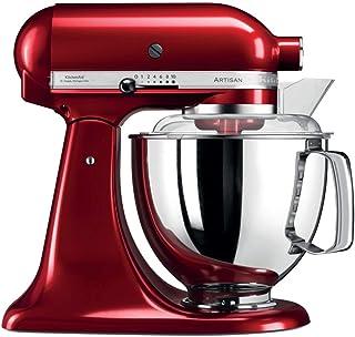 Kitchenaid 5KSM175PSECA Robot Patissier Artisan, 300 W, Rot
