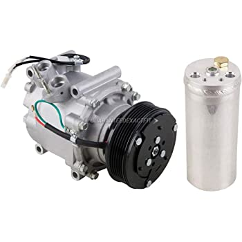 For Dodge Ram 1500 2003 AC Compressor w//A//C Drier BuyAutoParts 60-86397R2 NEW
