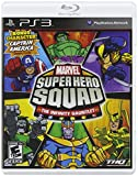 Marvel Super Hero Squad: The Infinity Gauntlet - Playstation 3