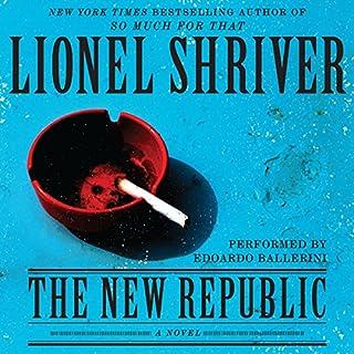 The New Republic audiobook cover art