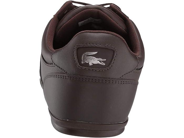 Lacostechaymon Bl 1 Dark Brown/dark Brown Sneakers & Athletic Shoes