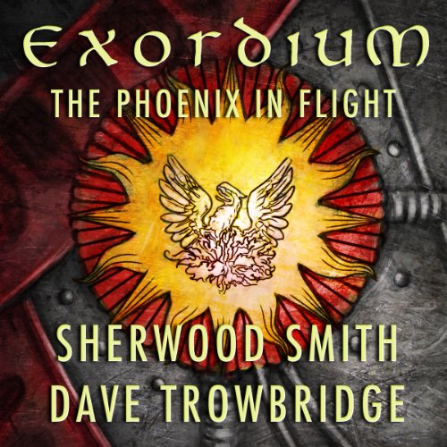 The Phoenix in Flight cover art