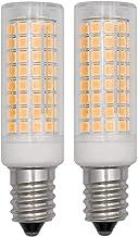 E14 SES LED-gloeilampen 6 W dimbaar, AC 220 V-240 V warm wit 3000 K schroeffitting, komt overeen met 60 watt halogeenlamp,...
