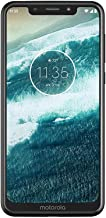 Motorola One - 64GB - Black/White - Unlocked (Black)