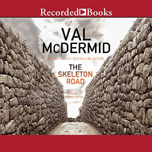 The Skeleton Road audiobook cover art