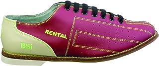 Men's Cowhide Lace Rental Shoes