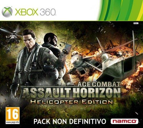 Infogrames Ace Combat - Juego (Xbox 360, Xbox 360, Shooter, Namco Bandai Games)