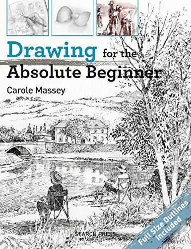 Drawing for the Absolute Beginner (ABSOLUTE BEGINNER ART)