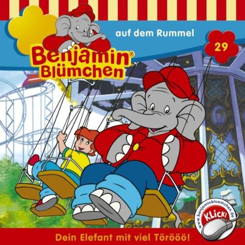 Benjamin auf dem Rummel cover art