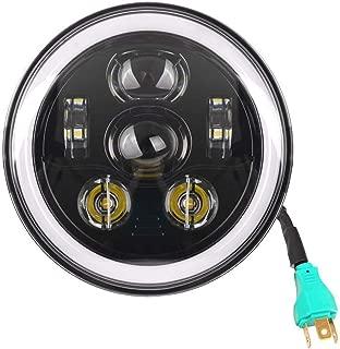 street glide headlight upgrade