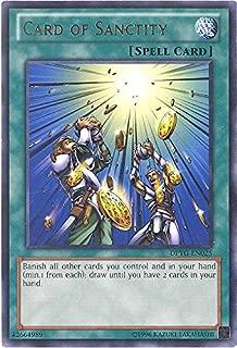 Yu-Gi-Oh! - Card of Sanctity (DPYG-EN025) - Duelist Pack Yugi Moto - Unlimited Edition - Rare