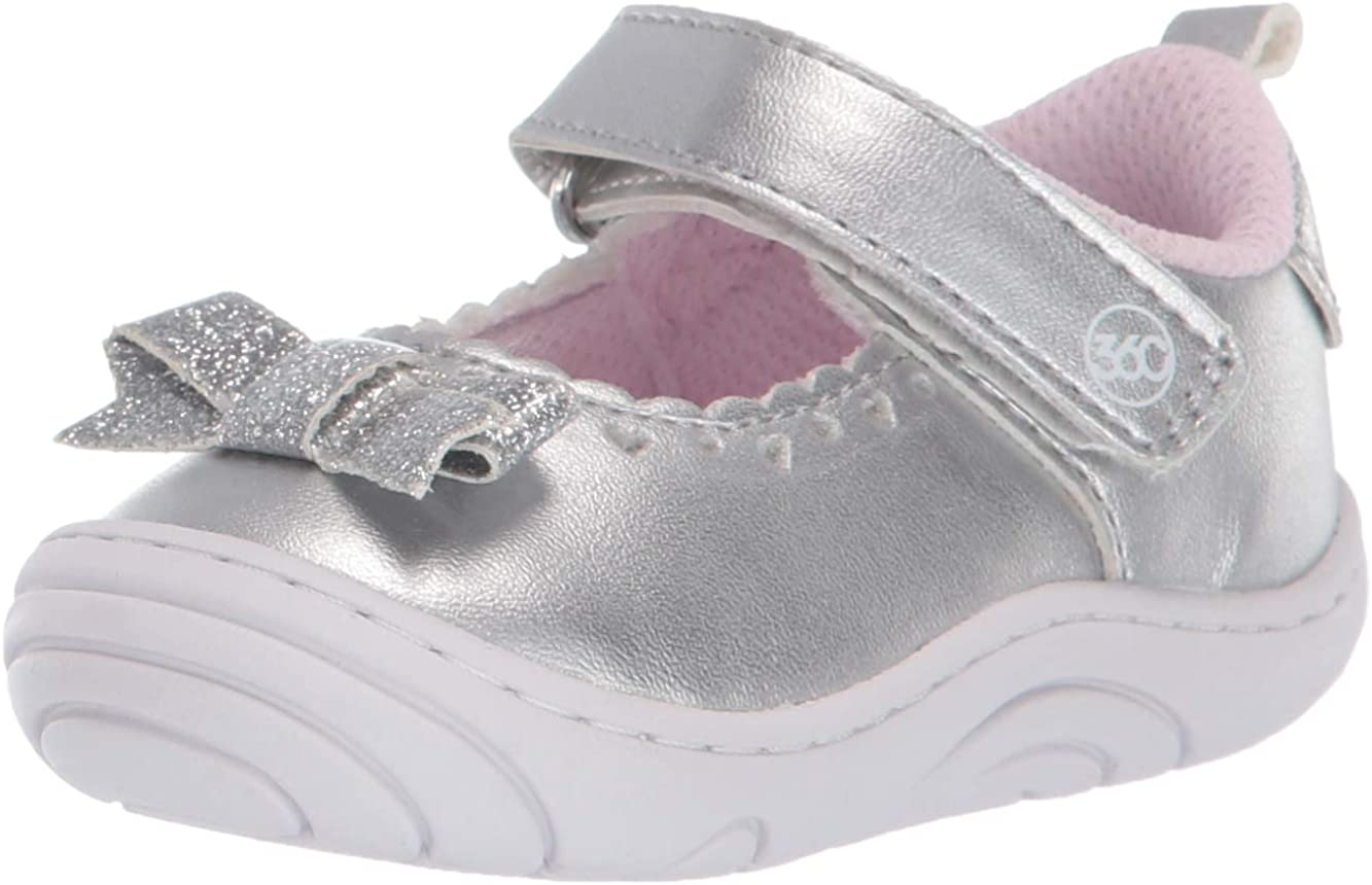Stride Rite 360 Girl's Erica Dual Width Insole Shoe Mary Jane