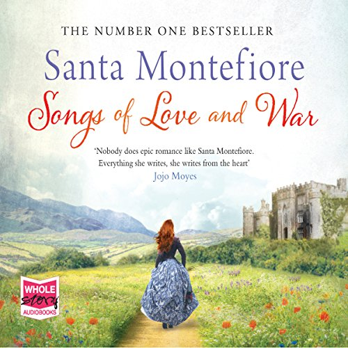 Songs of Love and War audiobook cover art