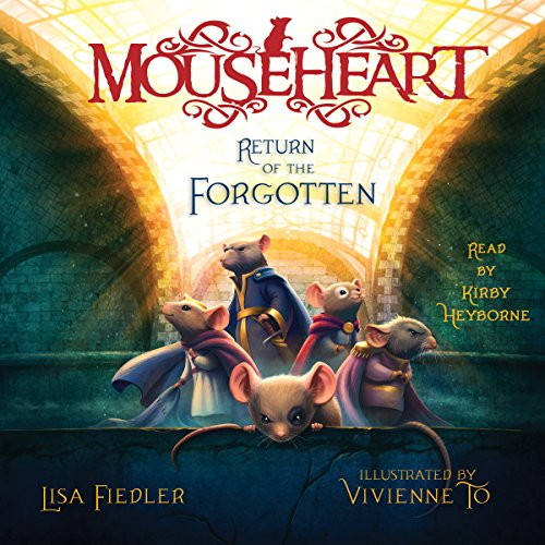 Return of the Forgotten audiobook cover art