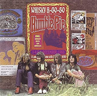 Live at the Whisky A-Go-Go 69 by HUMBLE PIE (2008-01-01)