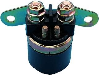 Tuzliufi Replace Starter Solenoid Relay Arctic Cat 250 300 Suzuki Boulevard S40 LS650 S83 VS DR 1400 250 250S 350 350S 650 650S GN125 Gn125E GS300 450 450Ga 500 1150 GSF 400 Bandit GSX GSXR 600 Z179