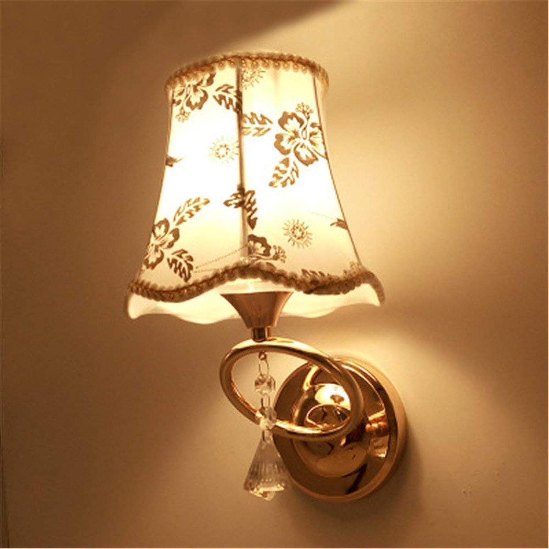SED Wandleuchte -Die einfache LED Bedroom Bedside Lamp Wohnzimmer Treppen Flure LED Tv Wandhalterung Licht Hotel Villa Zimmer Gang Tür Dekoration Licht