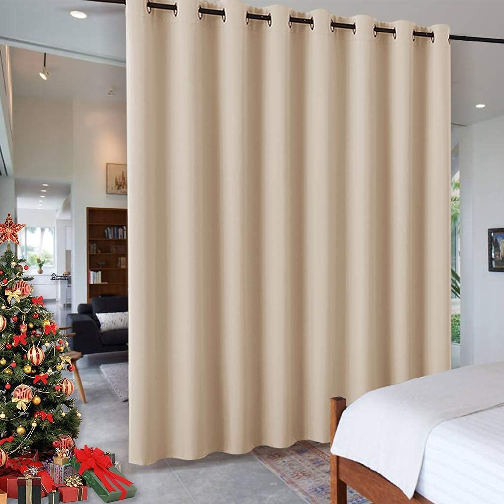 RYB HOME Fort Worth Mall Decor Freestanding Office Curtai Wall Popular brand Partition Divider