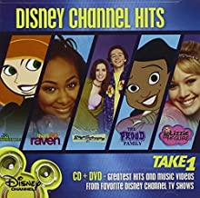Disney Channel Hits: Take 1 by Various Artists (2004) Audio CD