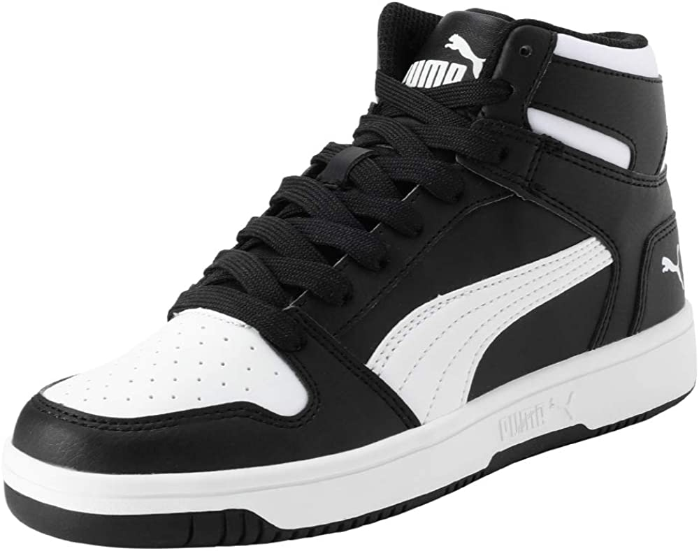 Puma rebound layup sl jr, sneaker unisex-ragazzi 370486