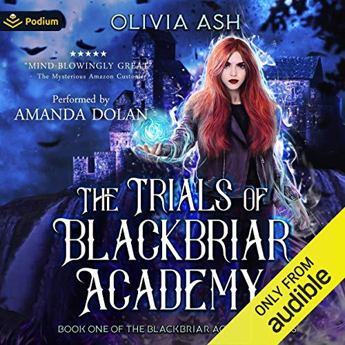 The Trials of Blackbriar Academy cover art