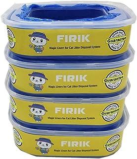 Refill Cassette Litter Genie Refills Compatible with Litter Genie Standard Refill Cartridge for Cat Litter Disposal System Pail - Large Capacity 21 Feet
