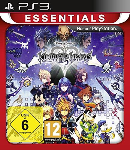 Kingdom Hearts HD 2.5 ReMIX [Essentials]