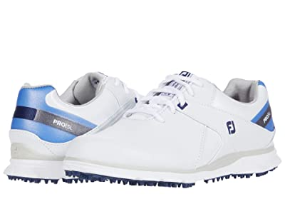 FootJoy Pro SL (White/Blue) Women